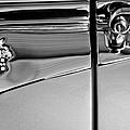 1953 Packard Caribbean Convertible Emblemblem by Jill Reger