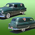 1953 Pontiac Panel Delivery by Jack Pumphrey