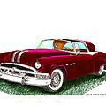 1953 Pontiac Parisienne Concept by Jack Pumphrey