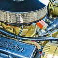 1953 Studebaker Champion Starliner Engine by Jill Reger