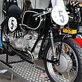 1954 Bmw Rs54 by Robert Phelan