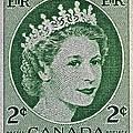 1954 Canada Stamp by Bill Owen