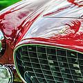 1954 Ferrari Europa 250 Gt Grille -1336c by Jill Reger