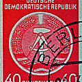 1954 German Democratic Republic Stamp - Berlin Cancelled by Bill Owen