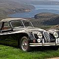 1954 Jaguar Xk140  by Dave Koontz