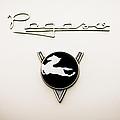 1954 Pegaso Z-102 Saoutchik Coue Emblem -2218c by Jill Reger