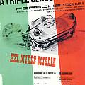 1954 Xxi Mille Miglia by Georgia Fowler