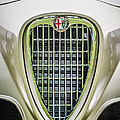 1955 Alfa Romeo 1900 Css Ghia Aigle Cabriolet Grille Emblem -0564c by Jill Reger