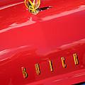 1955 Buick Roadmaster Hood Ornament - Emblem by Jill Reger