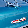 1955 Chevrolet Belair Hood Ornament 7 by Jill Reger