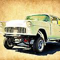 1955 Chevrolet Gasser by Steve McKinzie