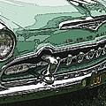 1955 Desoto Grille by Samuel Sheats