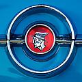 1955 Mercury Monterey  Emblem by Jill Reger
