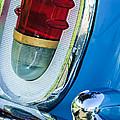 1955 Mercury Monterey Taillight by Jill Reger