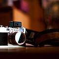 1955 Nikon S2 by Aaron Aldrich