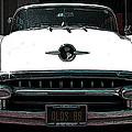 1955 Oldsmobile 88 by Samuel Sheats