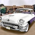 1955 Oldsmobile Super 88 by Jack Pumphrey