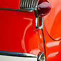 1955 Oldsmobile Taillight by Jill Reger