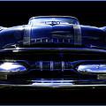 1955 Pontiac by Jay Droggitis
