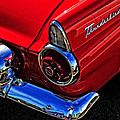 1955 Thunderbird by Mike Martin