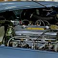 1956 Austin Healey Engine by Michael Gordon