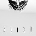 1956 Buick Special Hood Ornament - Emblem by Jill Reger