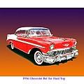 1956 Chevrolet Bel Air Ht by Jack Pumphrey