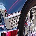 1956 Chevrolet Handyman Wagon Wheel -179c by Jill Reger