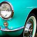 1956 Chevy Corvette by David Patterson