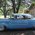 1956 Classic Cadillac Left View by Linda Phelps