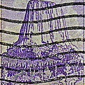 1956 Devils Tower National Monument Stamp by Bill Owen