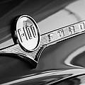 1956 Ford F-100 Pickup Truck Emblem by Jill Reger