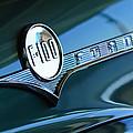 1956 Ford F-100 Truck Emblem by Jill Reger