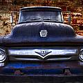 1956 Ford V8 by Debra and Dave Vanderlaan