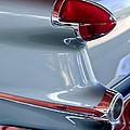 1956 Oldsmobile Taillight by Jill Reger