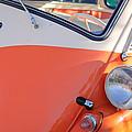 1957 Bmw Isetta 300  by Jill Reger
