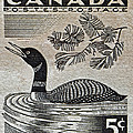 1957 Canada Duck Stamp by Bill Owen