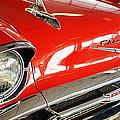 1957 Chevrolet Bel Air by Cricket Hackmann