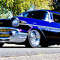 1957 Chevrolet Bel Air by Phil 'motography' Clark