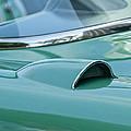 1957 Chevrolet Corvette Scoop by Jill Reger
