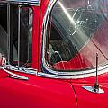 1957 Chevy Bel Air Chrome by Rich Franco