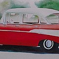 1957 Chevy by John  Svenson