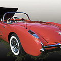 1957 Corvette Fuel Injected by Larry Helms