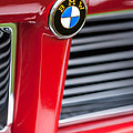 1958 Bmw 3200 Michelotti Vignale Roadster Grille Emblem -2414c by Jill Reger