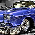 1958 Cadillac Deville by Michael Gordon