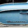 1958 Chevrolet Brookwood Station Wagon by Carol Leigh