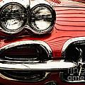 1958 Chevrolet Corvette Detail by Daliana Pacuraru