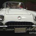 1958 Chevrolet Corvette by James C Thomas
