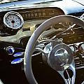 1958 Chevy Impala Dashboard by Dennis Coates