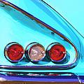 1958 Impala Palm Springs by William Dey